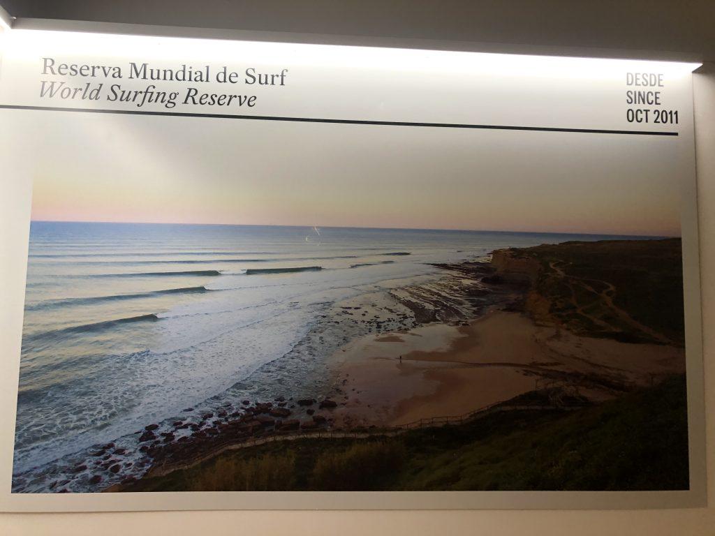 Interpretation centre, World Surfing Reserve Ericeira